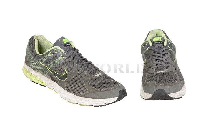 Sport Shoes Dutch Army NIKE ZOOM Structure+ 15 Demobil Very Good Condition