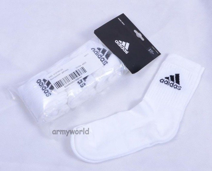 Sport Socks ADIDAS German National Team - 3 Pairs Original New