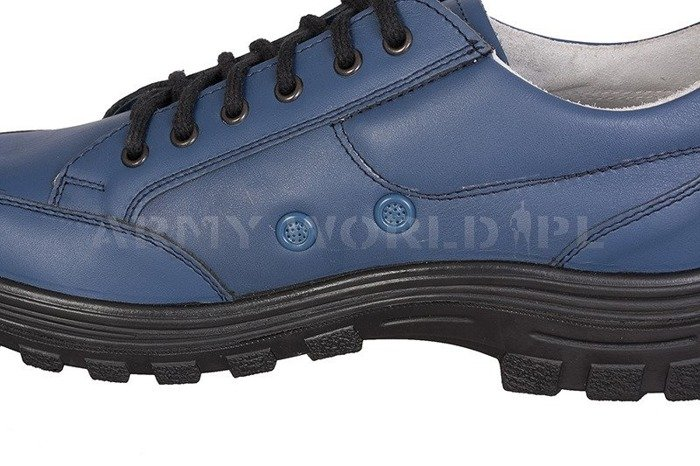 Sport shoes 914 Leather Military Polish New