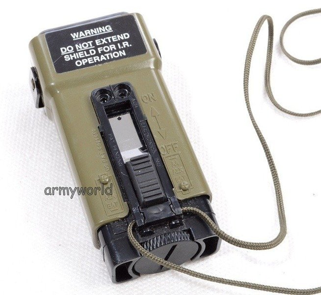 Stroboscope MS-2000M US Army Original Demobil