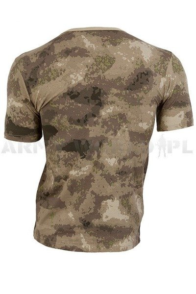 T-shirt  Mil-Tacs FG Short Sleeves Miltec New