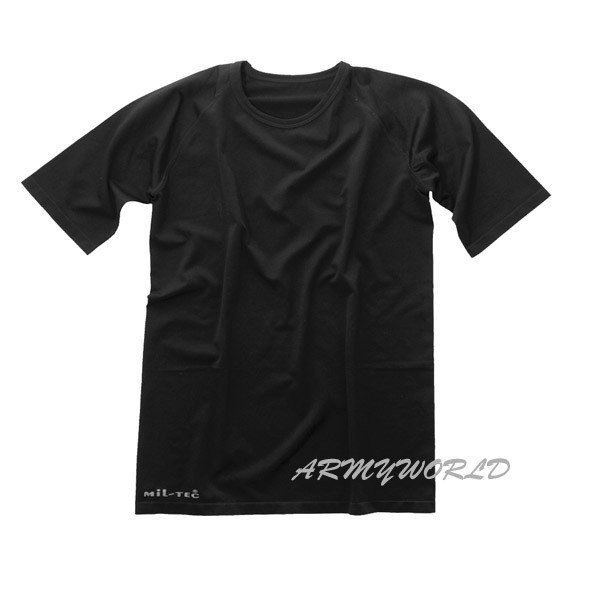 T-shirt SPORT Mil-tec Black New