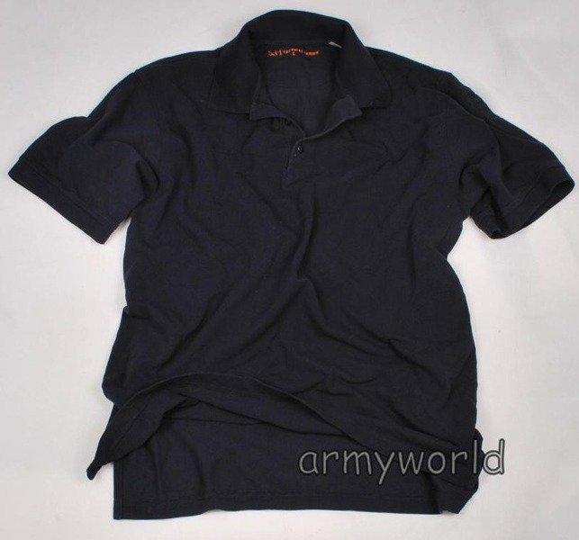 T-shirt Short Sleeves Polo 5.11 Original Dark Blue Demobil