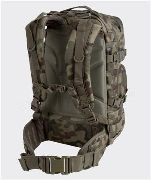 TACTICAL BACKPACK Molle  Helikon RATEL 25l Pl Camo NEW