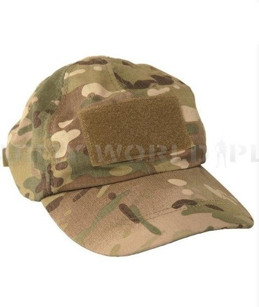 Tactical Baseball Cap Camogrom Mil-tec New