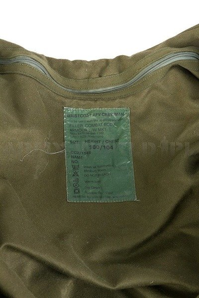 Tactical Combat British Vest DPM Original Demobil Used