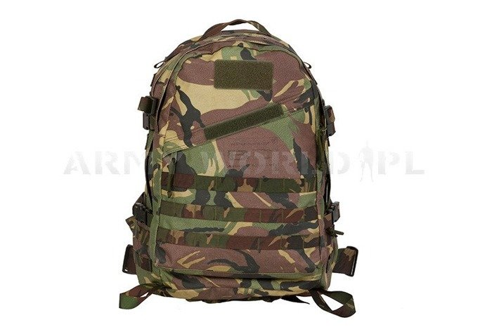 Tactical Dutch Army Backpack Grabbag DPM 35l 2009 Model Used