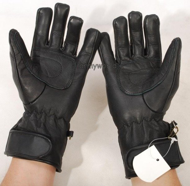 Tactical Leather Gloves LOOKWELL Dutch Original New