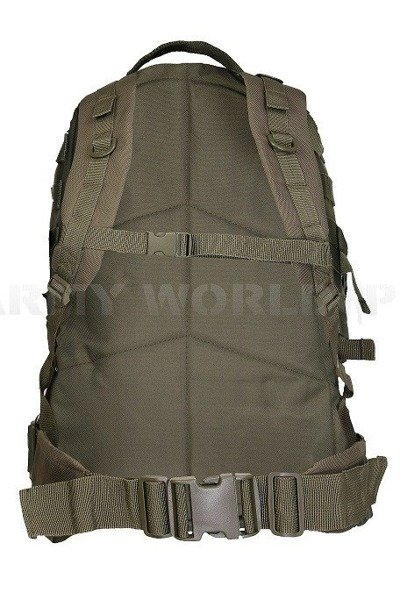 Tactical Military Backpack ARMY 35L 2-compartments ArmyWorld Oliv New