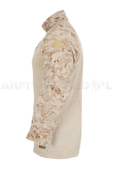 Tactical Shirt To Wear Under Tactical Vest US Army FR Combat  Ensemble Shirt Desert Marpat Used