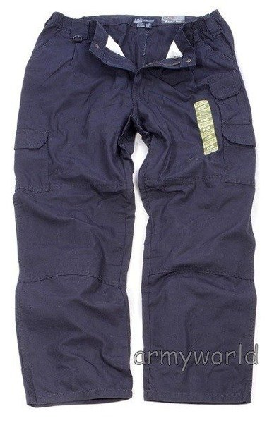 Tactical Trousers 5.11 TACTICAL SERIES (74251) Navy Blue New