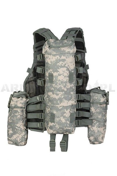 Tactical Vest Patern-83 PaintBall ASG ACU Mil-tec New