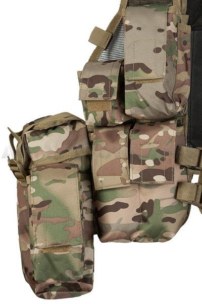 Tactical Vest Patern-83 Paintball ASG Multicam Mil-tec New