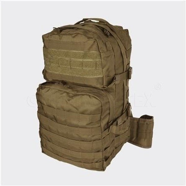 Tactical backpack Molle  Helikon RATEL 25l Coyote New