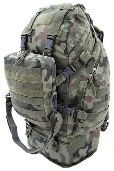 Tactical backpack OVERLOAD BackPack Wz.93 PL Camo Original New