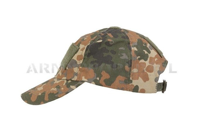 Tactical baseball cap Flecktarn Mil-tec New