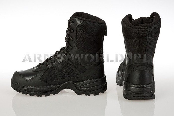 Tactical shoes Combat II Generation Black Mil-tec New