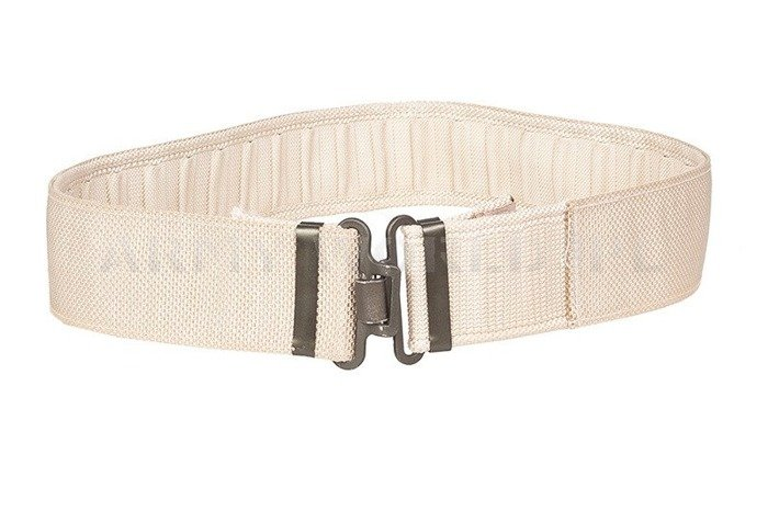 Military Tactical Webbing Belt Beige Original Used