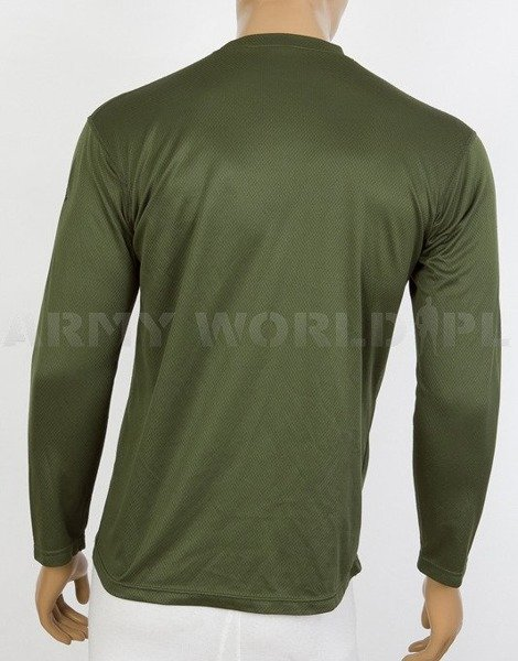 Thermoactive Blouse Coolmax  British Army Oliv Used