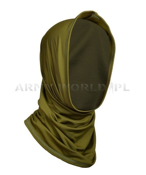 Thermoactive Half-Balaclava/Face Veil STOOR UltraTHERM100 Black New