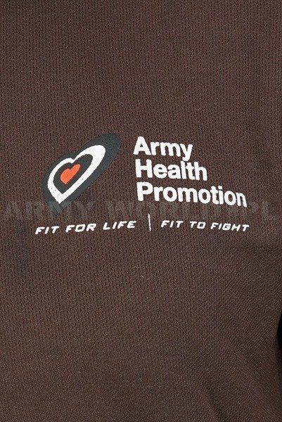 Thermoactive T-shirt Coolmax Army Health Promotion Bronze Used