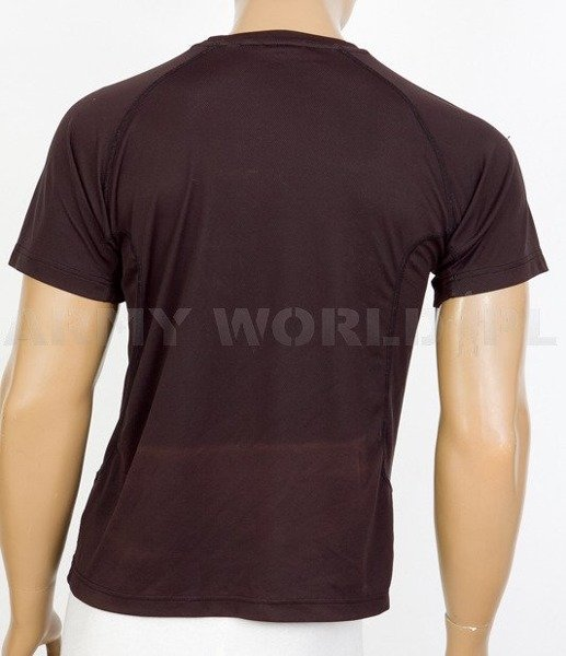 Thermoactive T-shirt Coolmax  Karrimor Brown Used