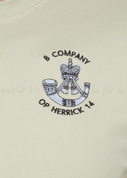Thermoactive T-shirt Coolmax With Badge OP HERRICK 14 Khaki Used