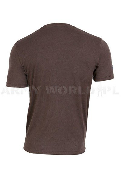 Thermoactive T-shirt Coolmax  With Badge PMAG HERRIC Bronze Used