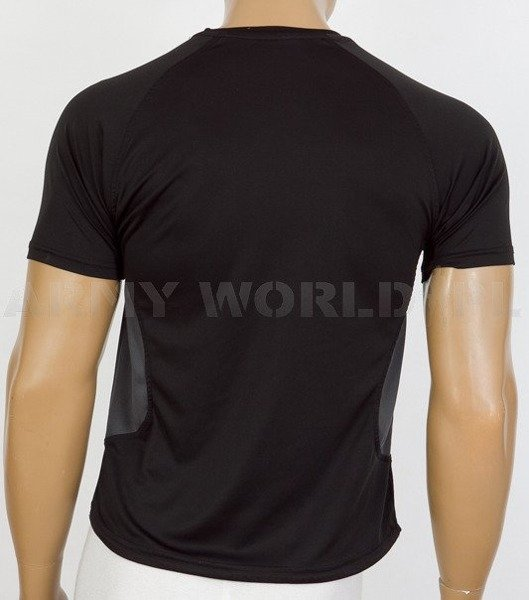 Thermoactive T-shirt Mountainlife Black-Grey Used