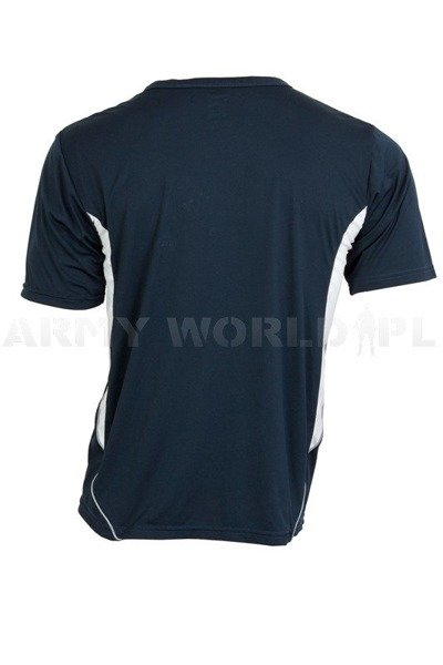 Thermoactive T-shirt Nike Navy Blue Original Used