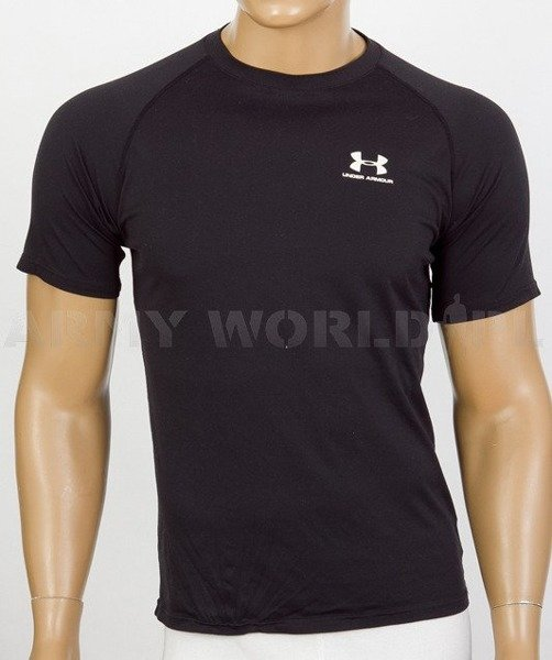 Thermoactive T-shirt Under Armour Heatgear Black Used