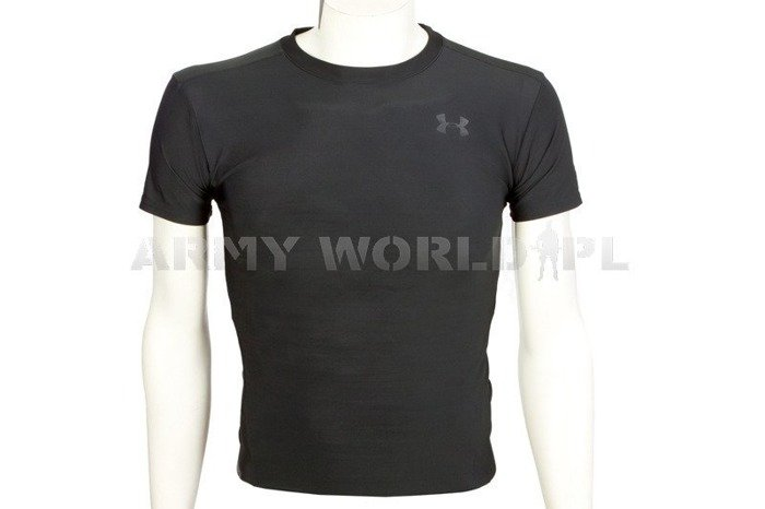 Thermoactive T-shirt Under Armour Tactical Black Used