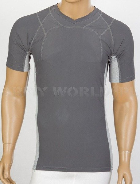 Thermoactive T-shirt Velocity Systems Grey Used
