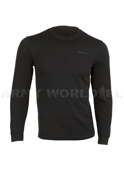Thermoactive Undershirt CAMPRI Black Used