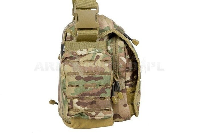 Torba Na Ramię Tactical Paracord Bag Mil-tec Large Multicam Nowa