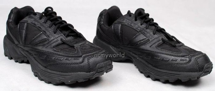 Training Shoes Bundeswehr Actual Military Sport Footwear (M2) Demobil II Quality SecondHand