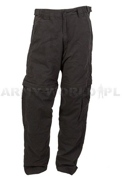 Trekking Pants 2 in 1 Black Used