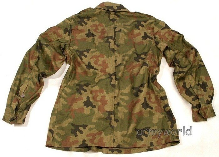 Tropical Field Military Shirt  93 124 Z/MON  Original Demobil Secondhand