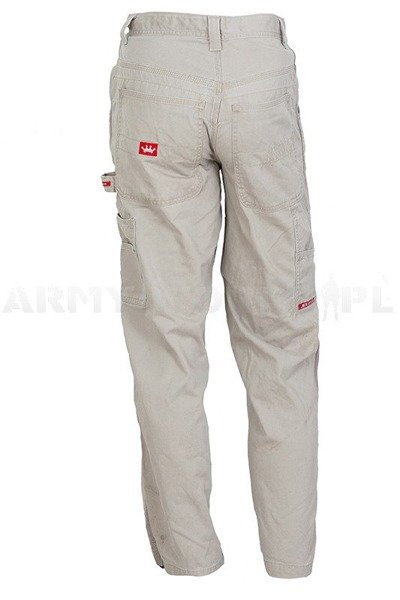 Trousers JNCO Jeans Khaki Used