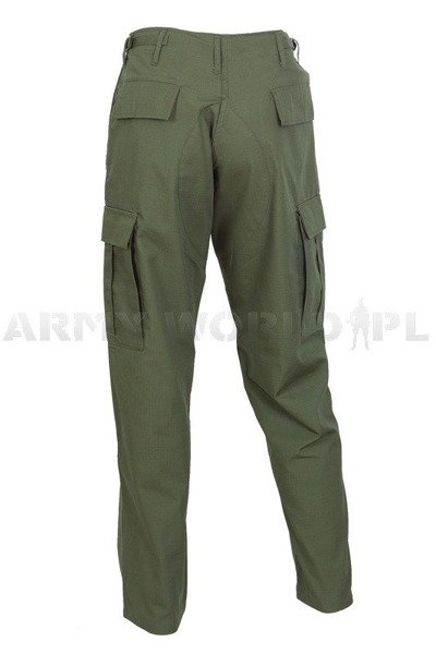 Trousers Tessar Ripstop Model BDU OlivCargo Pants New