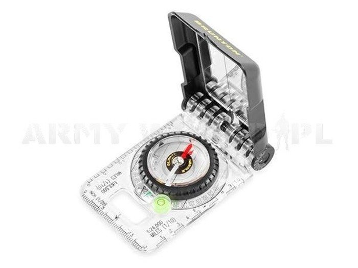 Tru Arc 15 Compass With A Mirror Brunton New