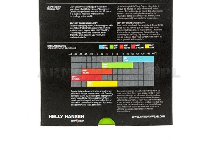Unisex Pants Dry HELLY HANSEN Black New