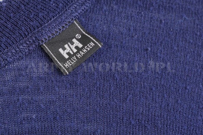 Unisex Shirt Dry HELLY HANSEN Blue Used