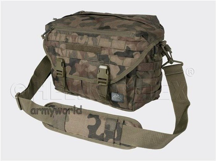 WOMBAT BAG Helikon-Tex with MOLLE system PL Camo