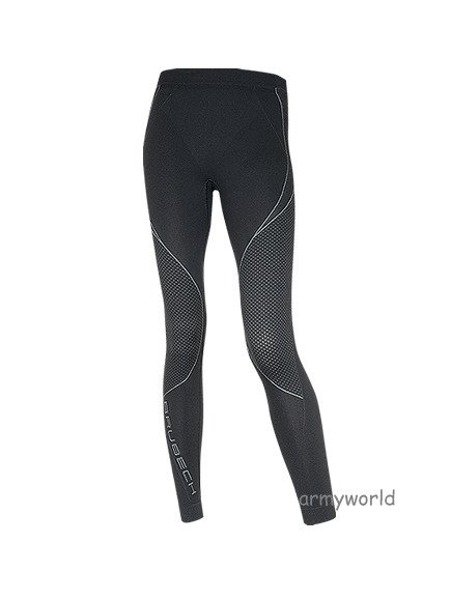 WOMEN'S PANTS Thermo  BRUBECK BLACK NEW