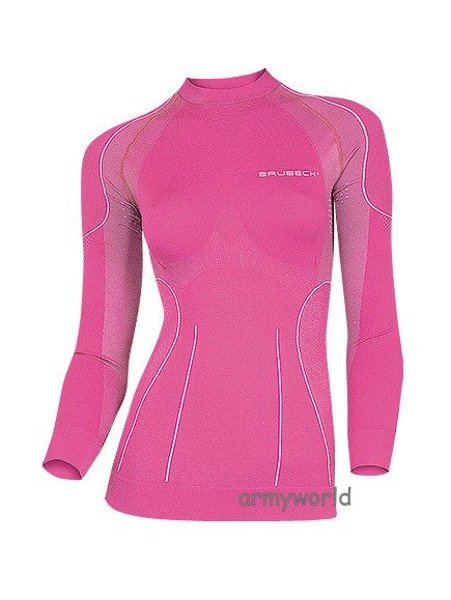 WOMEN'S SHIRT Thermo PINK BRUBECK