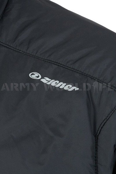 Warmed Jacket Ziener Black Used