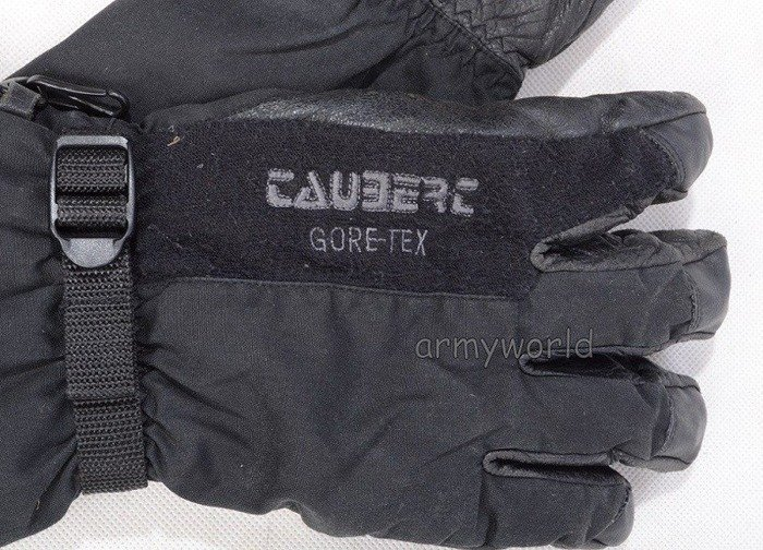 Warmed Tactical Gloves Windstopper GORE-TEX Original Demobil II Quality