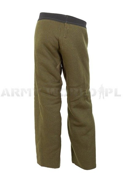 Warming Trouser Liner Military Dutch With Fur Original New