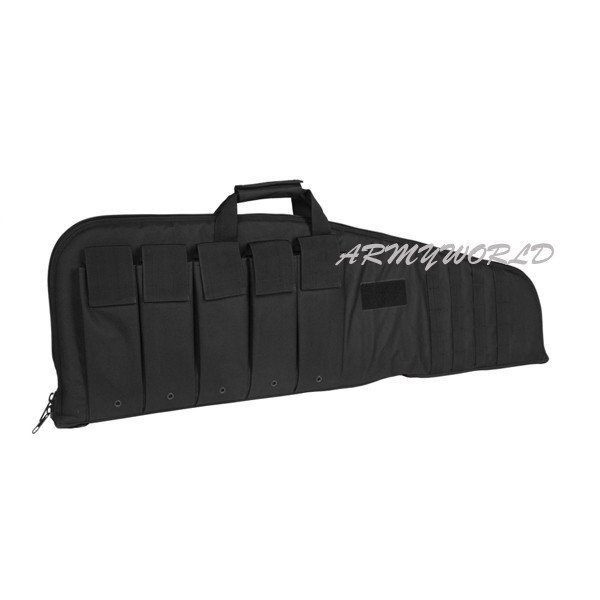 Weapons case Black 100 cm Mil-tec New